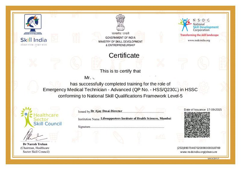 Doctor Medical Certificate Sample India Image Collections